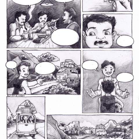 Sterke verhalen uit de wolfskuil pagina 2